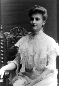 Mary Kimberly attending Smith College, class of 1904